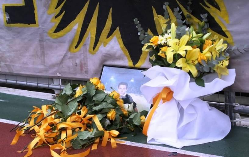 Τιμάνε και φέτος την μνήμη του Θέμη Γύπαρη