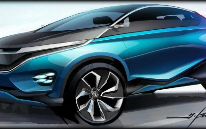 Hi-tech Design για το Honda Vision XS-1