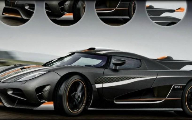 Το πιο γρήγορο αυτοκίνητο στο κόσμο