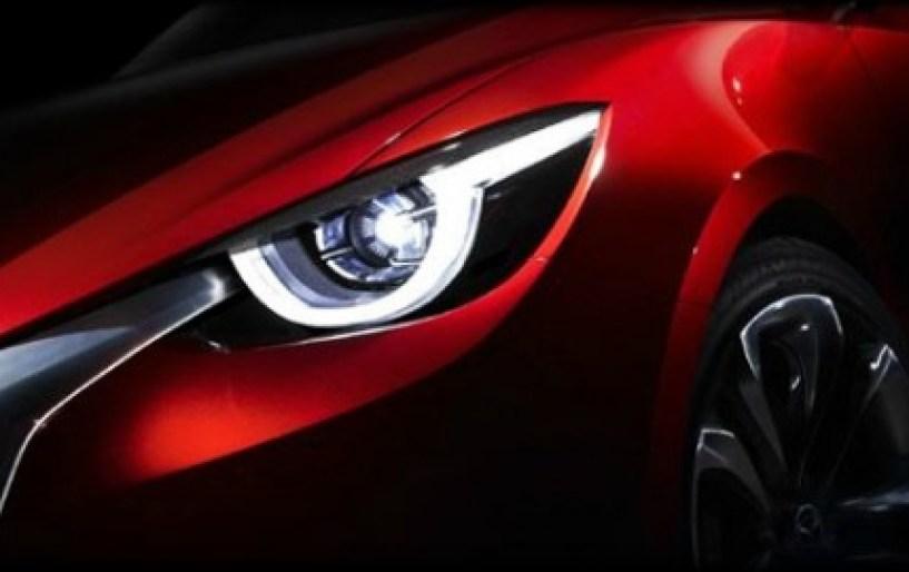 Mazda Hazumi ή αλλιώς το νέο Mazda2