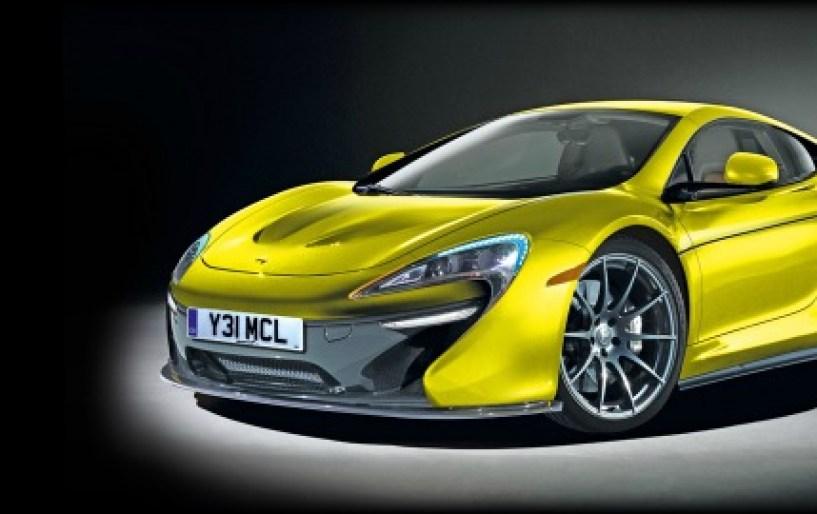 Στη Γενεύη το 2015 η νέα McLaren P13