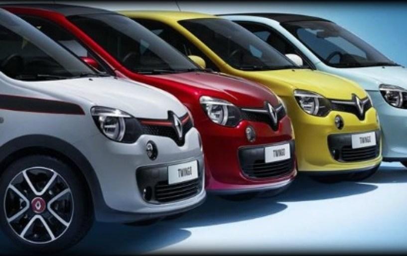 Το νέο Renault Twingo