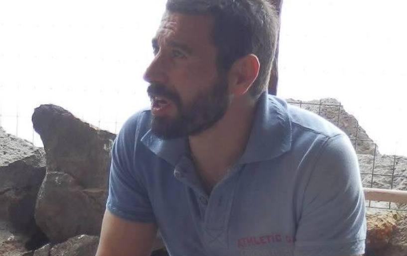 Κρασανάκης: «Παίζουμε κόντρα στο φαβορί για την άνοδο»