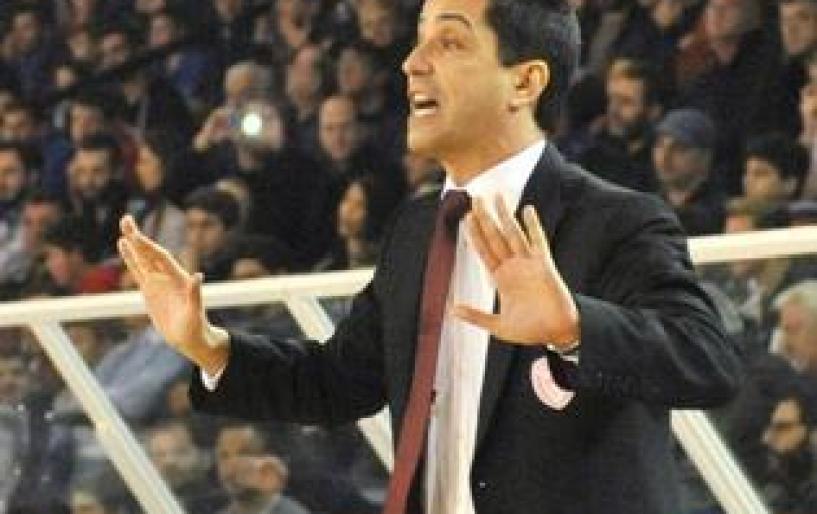 Ο Σφαιρόπουλος στάθηκε στην καλή προετοιμασία της ομάδας του