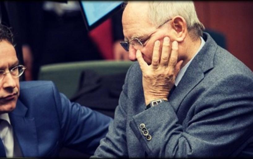 Ο Σόιμπλε μεγαλύτερη απειλή για την Ευρωζώνη!!!