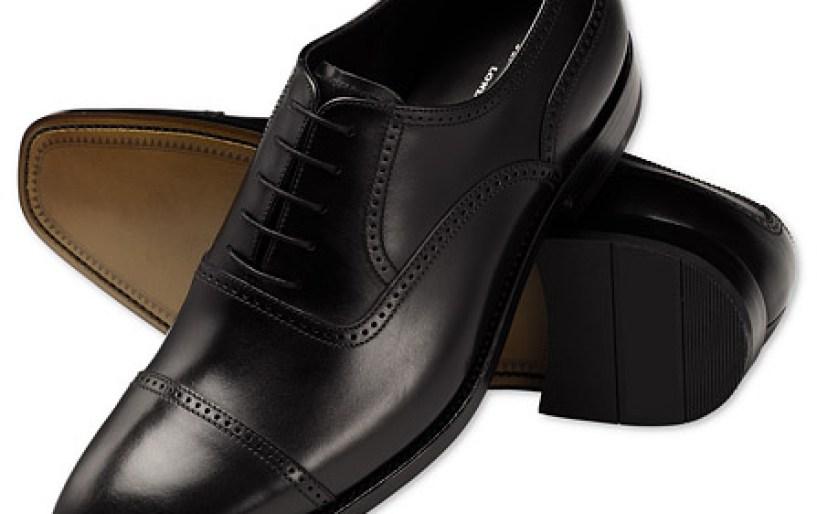 Μεταγραφή με… λουστρίνι παπούτσι!