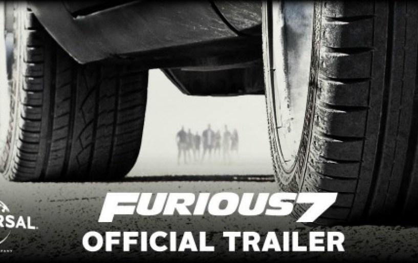 Το νέο τρέιλερ του Fast and Furious!!!