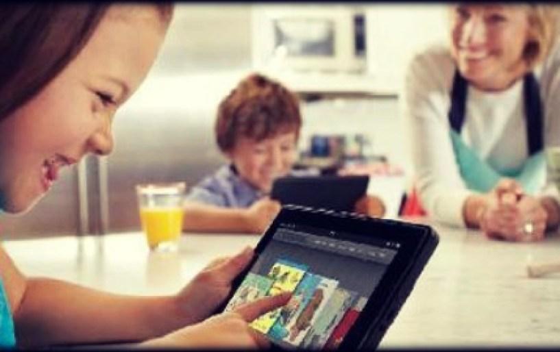 Έχεις παιδιά; Μακριά από tablet και iPhone!!!