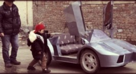 Μια Lamborghini για το εγγόνι…