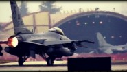 Πως να βάλετε μπρος ένα F16;