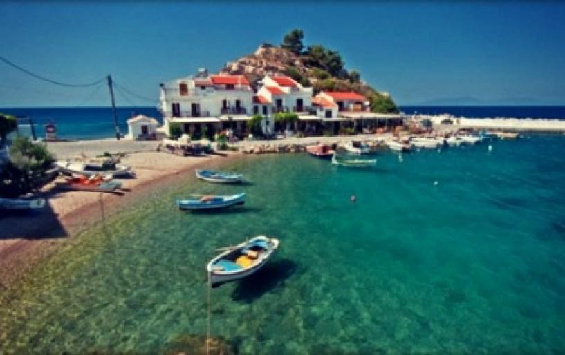 Πιο ελληνικό νησί είναι μέσα στα καλύτερα κρυμμένα διαμάντια της Ευρώπης;