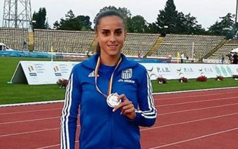 Στο Βαλκανικό Πρωτάθλημα Στίβου η Αννα Βασιλείου
