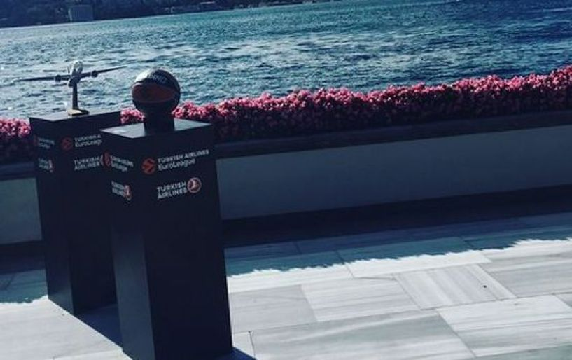 Kαι επίσημα στην Κωνσταντινούπολη το Final-4 του 2017