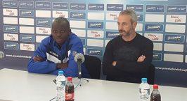 Ενγκουέμ: «Δεχτήκαμε δύο γκολ από δικά μας λάθη»