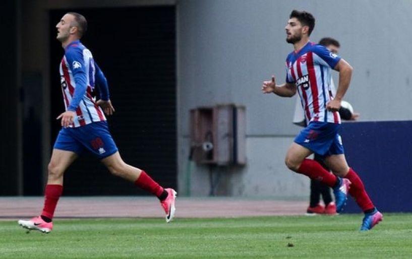 Γεσίλ: «Ο στόχος μας είναι να νικάμε κάθε ματς»
