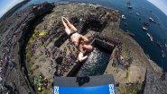 Η Kρήτη μπαίνει στον… χάρτη του cliff diving