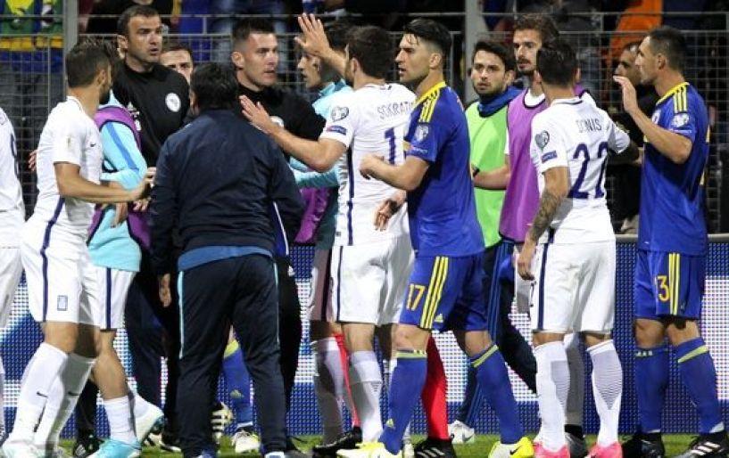 H FIFA ζήτησε απ' την ΕΠΟ να καταθέσει υπόμνημα