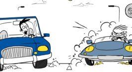 Η επικίνδυνη οδήγηση είναι… μεταδοτική