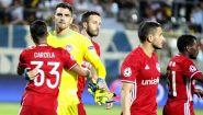 Η Ελλάδα στη 12η θέση της κατάταξης της UEFA