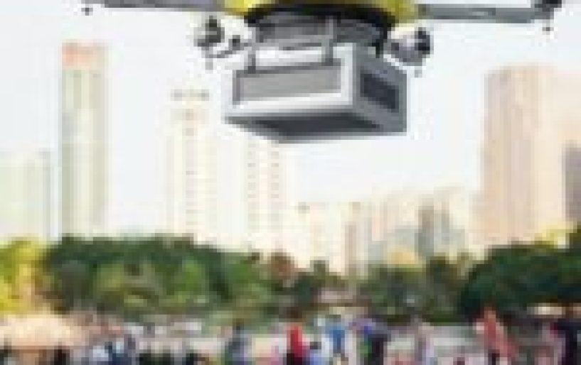 Τρελές πωλήσεις αναμένονται για τα drones