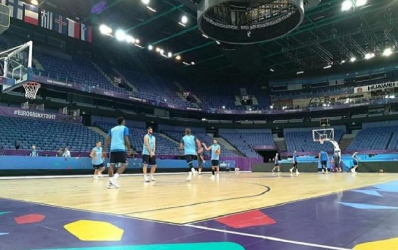 Η Εθνική μας ετοιμάζεται για το τζάμπολ του Ευρωμπάσκετ