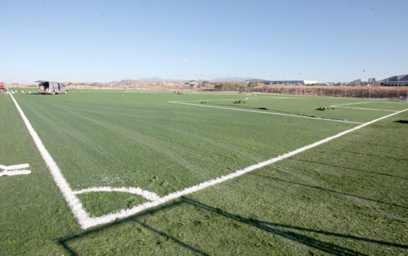 Στην τελική ευθεία το νέο δημοτικό γήπεδο στη Νέα Αλικαρνασσό