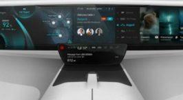 Πως θα είναι στο μέλλον τα ταμπλό των αυτοκινήτων;