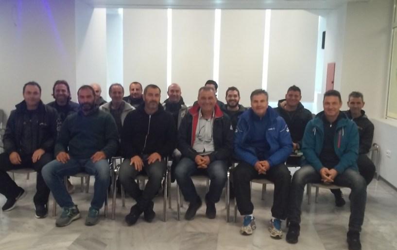 Διήμερο εσωτερικό σεμινάριο προπονητών στον Εργοτέλη…