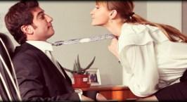 Το φλέρτ συχνά εξελίσσεται σε σεξ στο γραφείο