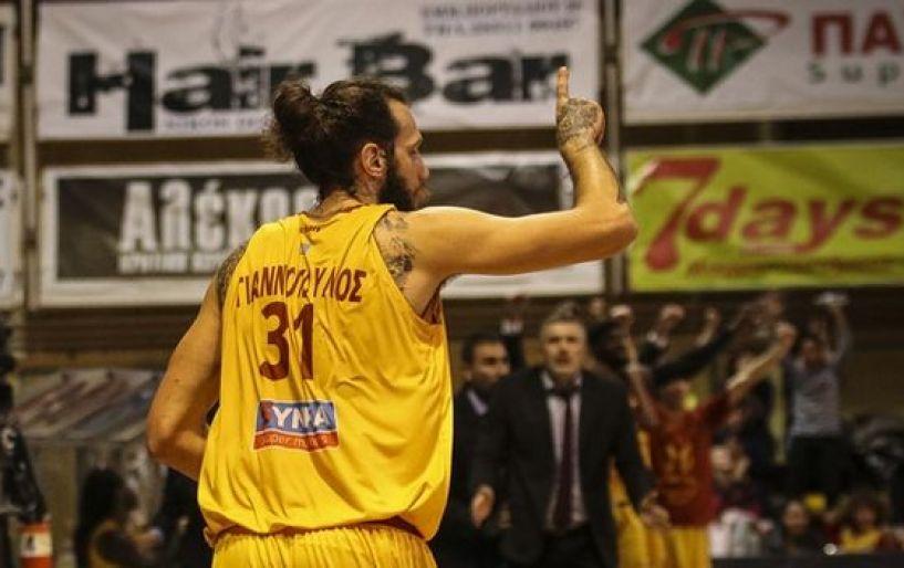 Έγραψε ιστορία ο Γιαννόπουλος!