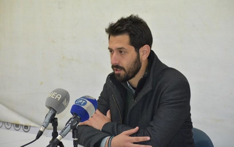 """Πετράκης: «Δυνατό φινάλε για να παραμείνουμε στην πρώτη πεντάδα"""""""