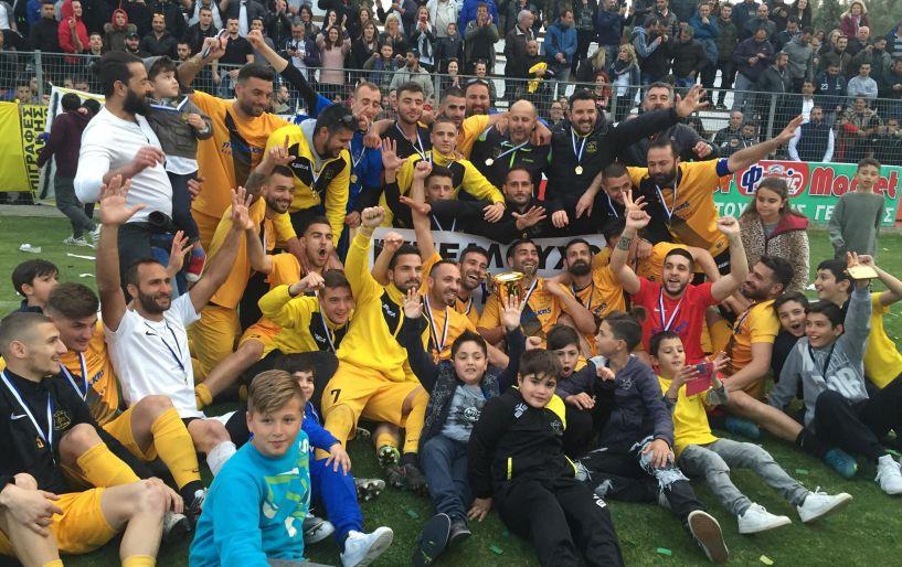 Στο Κύπελλο Ελλάδας ο ΠΑΝΟΜ!