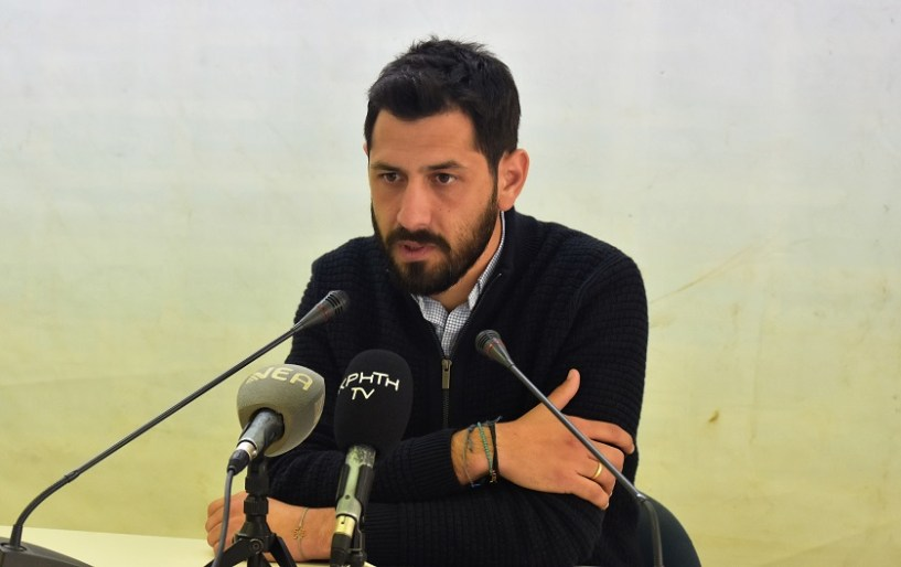 Πετράκης: «Το αποτέλεσμα μας αδικεί»