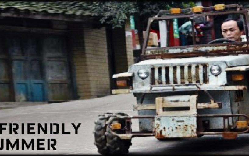 Eco-Friendly Hummer