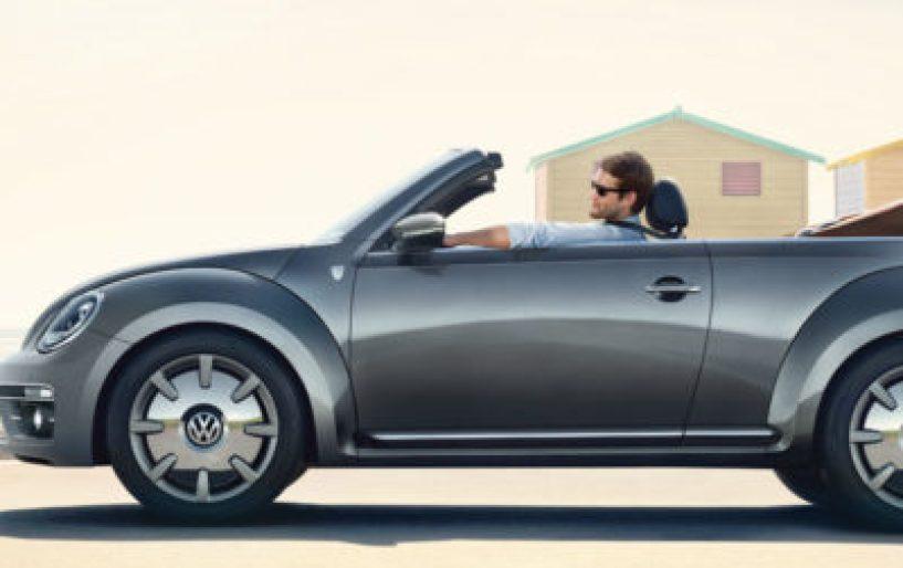 Τέλος για το Volkswagen Beetle