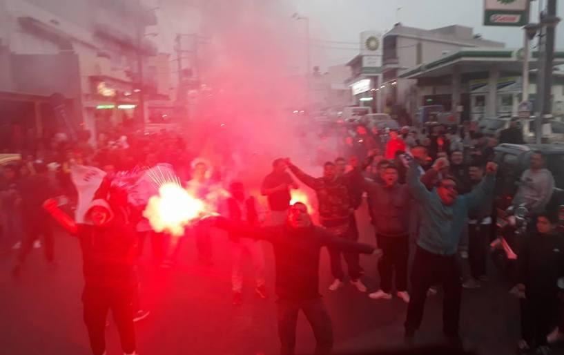 Pics+vds / «Κάηκε» η Αλικαρνασσός!