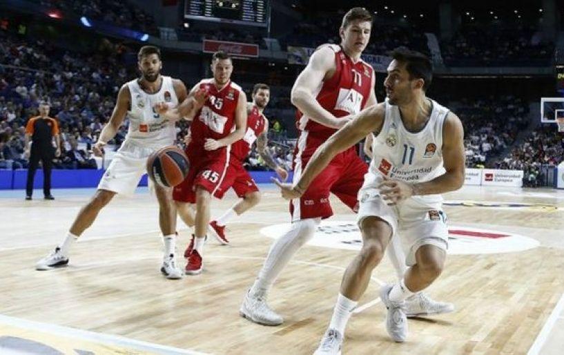Τζάμπολ στην 26η αγωνιστική της EuroLeague