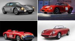 Οι δέκα ακριβότερες Ferrari όλων των εποχών