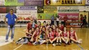 Πρωταθλήτριες Κρήτης οι γυναίκες του Ο.Κ.Α. Αρκάδι
