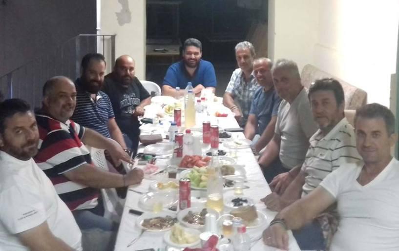 Συνάντηση με τους φορείς της Αυγενικής ενόψει Κλήρωσης!