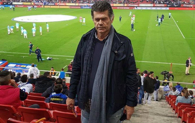 """Αμανατίδης: """"Εχουμε συμφωνήσει με 18 παίκτες"""""""