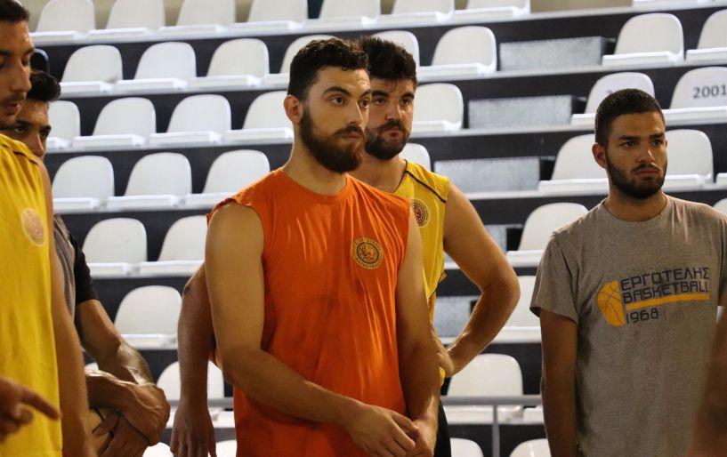 Δαπουλάκης: «Κρατάμε τη μαχητικότητα και πάμε για πρωτάθλημα »