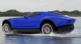 Το σπορ όχημα που μπορεί να κινηθεί πάνω από οποιαδήποτε επιφάνεια