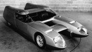 Το ιταλικό σπορ αυτοκίνητο που έμοιαζε με καταμαράν