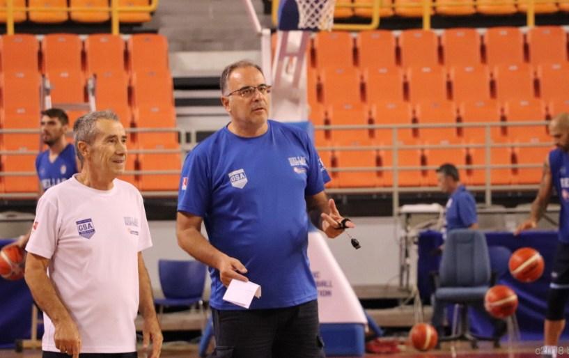 Σκουρτόπουλος: «Είναι ένα πάρα πολύ δύσκολο παιχνίδι»