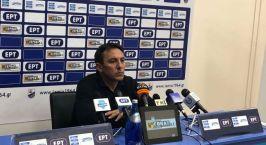 Παπαδόπουλος: «Θέλαμε να κρατήσουμε σε ετοιμότητα τους παίκτες»
