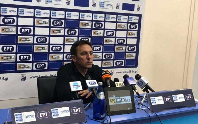 Παπαδόπουλος: «Δεν τα παράτησα ούτε όταν μείναμε με 8 παίκτες»