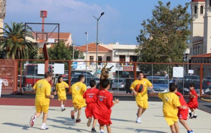 Εννέα αναμετρήσεις για το «Cretan Kings Assist Basketball»