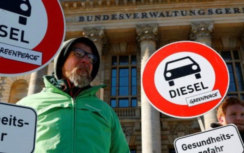 Η Ελλάδα διώχνει τα diesel ΙΧ από τις πόλεις