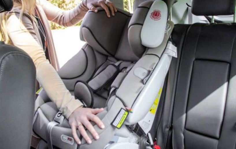 Πόσο ασφαλή είναι τα παιδιά στο παιδικό κάθισμα;